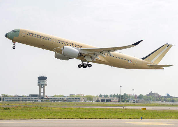 Начались испытания пассажирского самолета с ультрабольшой дальностью полета