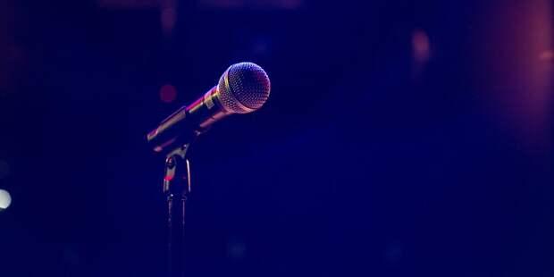 Микрофон. Фото: mos.ru