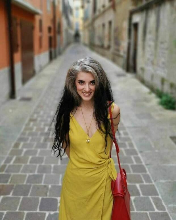 12 женщин, которые перестали закрашивать седину и не пожалели