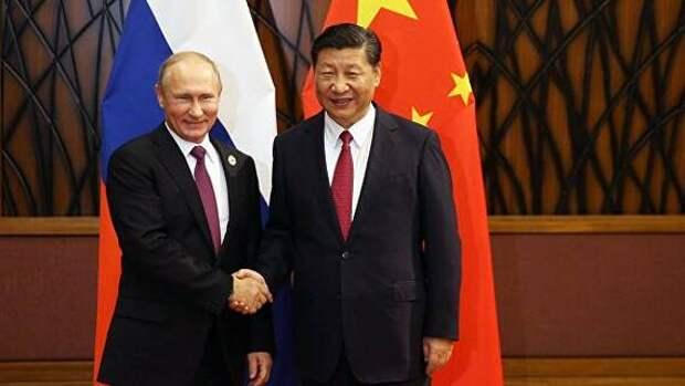 Си Цзиньпин и Владимир Путин пообещали сотрудничать по афганскому вопросу после захвата власти талибами