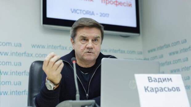 Украинский политолог Карасев: Путин стал полноценным участником выборов на Украине