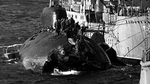 «Холодная война» в Тихом океане. Как советские моряки противостояли ВМС США
