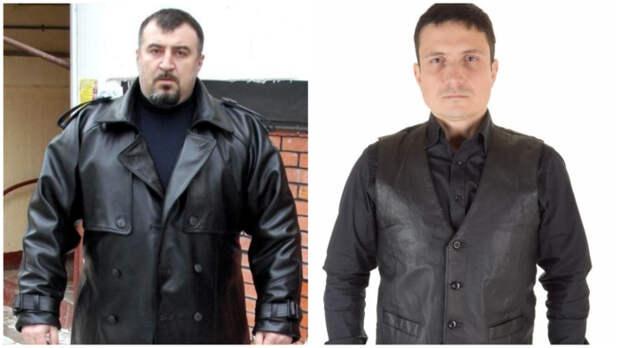 Поза не даст солгать: мужчины в кожаной одежде считают себя альфа-самцами.