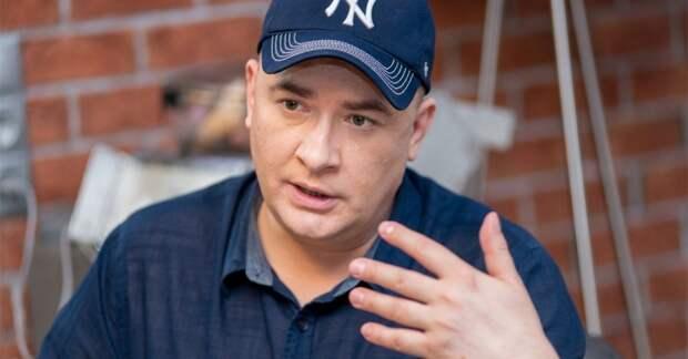 Андрей Данилко: Украина разваливается