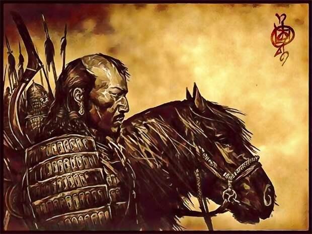 хан Тохтамыш с трудом  спасает Золотую Орду от окончательного развала...