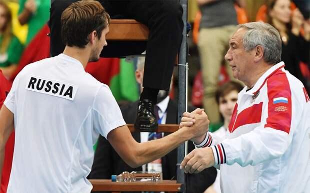 Тарпищев огласил имена российских теннисистов, которые сыграют на Олимпиаде в Токио