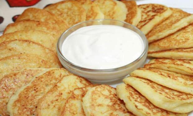 Картофельные сырники: проще и вкуснее чем из творога