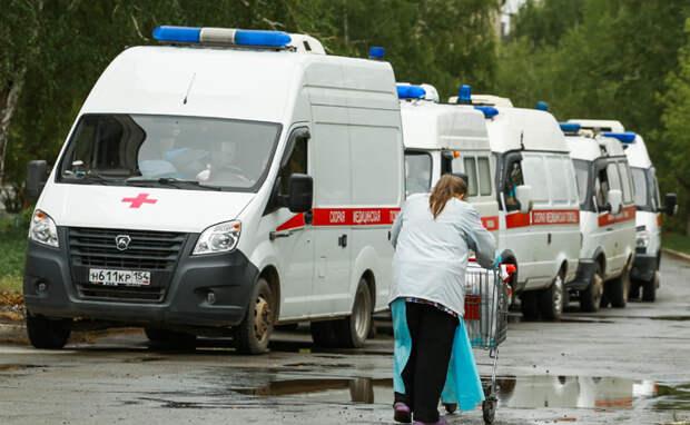 Более 80 случаев COVID-19 выявили в Новосибирской области за сутки