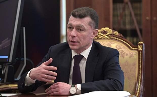Топилин: регионам выделят 90 млрд рублей на стимулирование рождаемости