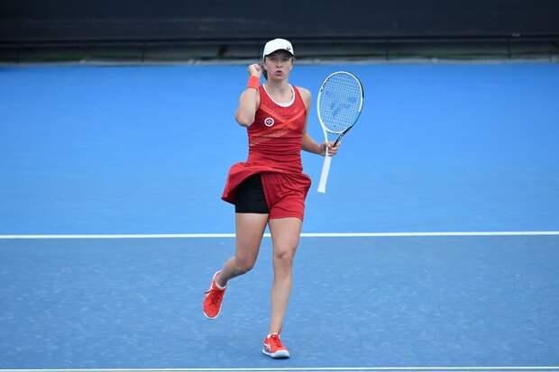 Швентек обыграла Свитолину и вышла в полуфинал турнира в Риме