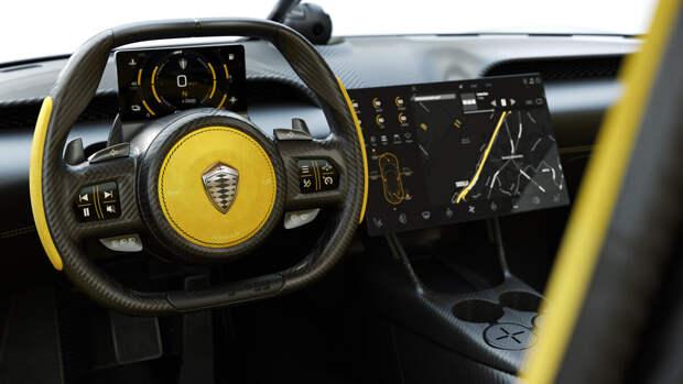 Koenigsegg Gemera   Семейный гиперкар?!  Гиперкар мощностью 1700л.с.