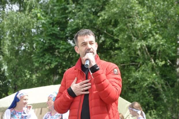 Дмитрий Певцов: «Пусть «Три липы на Алтуфьевском» принесут счастье всем соседям»