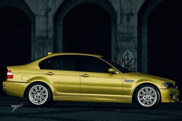 BMW M3 авто, автодизайн, автомобили, дизайн, фотомонтаж, фотошоп, юмор, янгтаймер