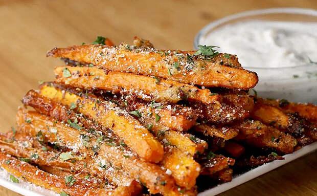 Жарим морковь как картофель: витаминный гарнир к любому блюду