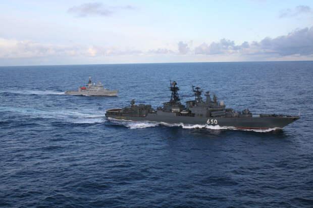 NI: новая тактика ВМФ РФ ставит подводные силы НАТО в тупик