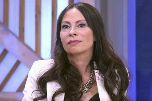 Марина Хлебникова появилась на людях впервые после гибели бывшего мужа