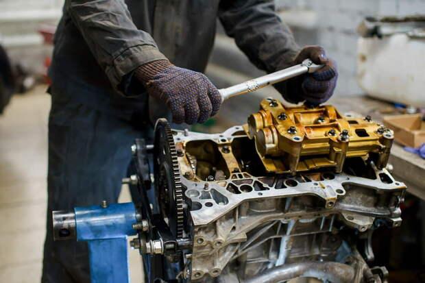 Ремонт двигателя - с чего начать?