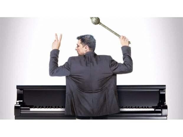Владимиру Александровичу пора уже закрыть крышку рояля