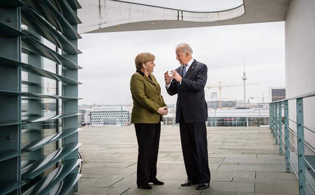 «Меркель, сгинь!» – русофобы всей планеты не теряют надежды на остановку «Северного потока-2»