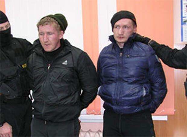 Активные участники Шаманинской группировки