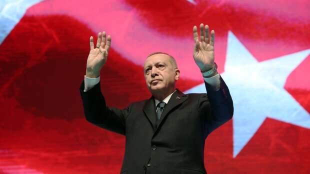 Эрдоган на грани провала - осколки долетают и до русской армии. Но спасёт ли его Путин?