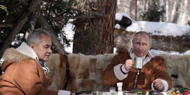 «Он прикипел к ней душой»: Песков объяснил, почему Путин выбирает для отдыха Сибирь