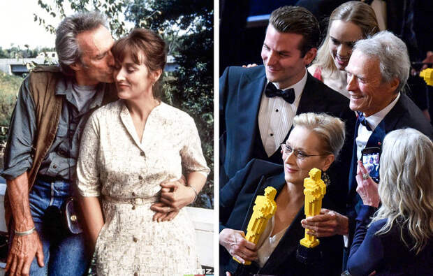 Как сейчас выглядят актеры, которые убедительно сыграли любовь на экране
