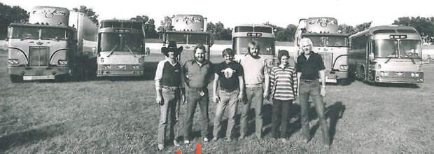 oak ridge boys drivers
