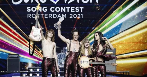 Победитель «Евровидения» сдал тест на наркотики