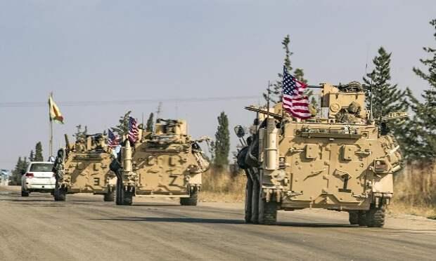 Обратный ход: армия США заметалась между Ираком иСирией