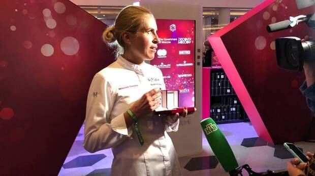 Подмосковный ресторан получил звезду от престижного международного гида Michelin