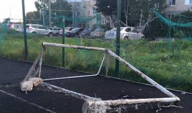 Главу Привокзального округа Тулы обвиняют в халатности из-за смерти девочки на футбольном поле