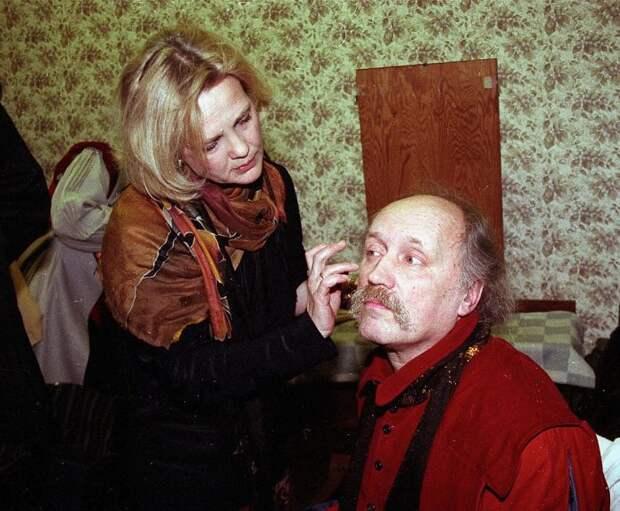 Владимир Мулявин и Светлана Пенкина. / Фото: www.litobozrenie.com