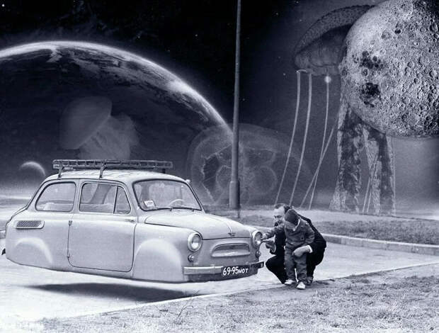 Железные аргументы Советких ученых о предназначении Луны