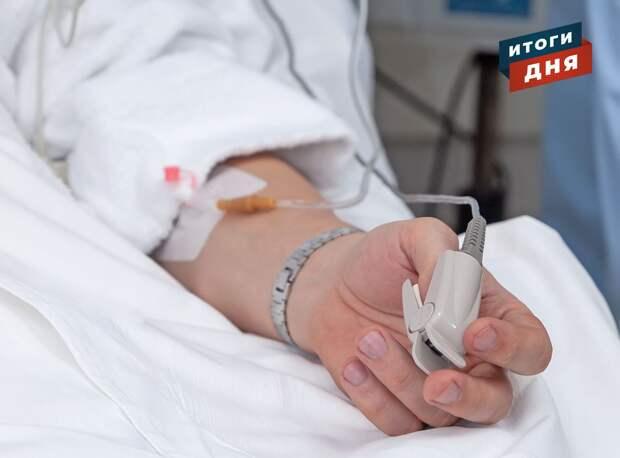 Итоги дня: скончавшиеся пациенты с коронавирусом в Удмуртии, гидравлические испытания в Ижевске и гибель медведицы Авроры