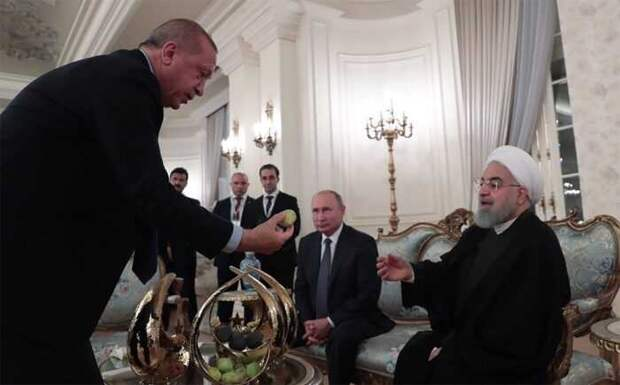Экс-посол Чехии назвал реальных победителей в сирийской войне