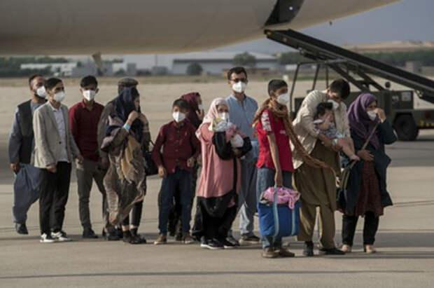 Германия задумалась о способах эвакуировать людей из Кабула после 31 августа