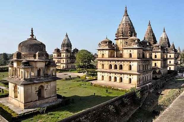 Орчха – древний затерянный город махараджей