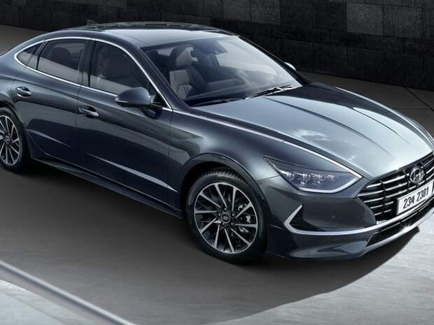 В России открылись продажи доступной версии Hyundai Sonata
