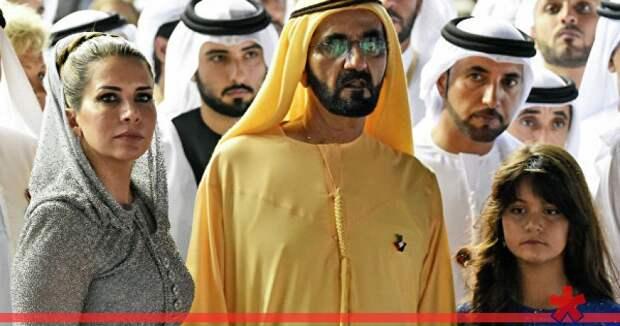 Побег из золотой клетки: Жена эмира Дубая сбежала в Лондон с детьми и 40 млн долларов