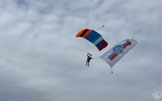 МАИ стал участником первого Детского авиационного космического салона