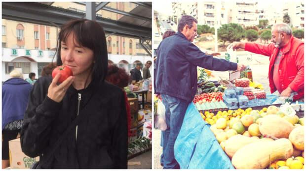 Зачем нужно нюхать помидор, или Как не оказаться обманутым при выборе фруктов и овощей на рынке