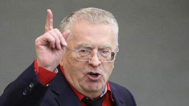 Жириновский представил сценарий присоединения Белоруссии к РФ