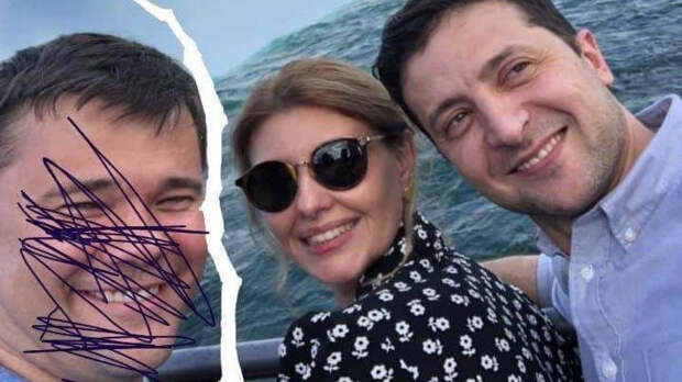 Серый кардинал Украины уходит в тень: от Зеленского ушёл лучший друг (ВИДЕО)