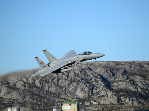 Авиация НАТО на учениях отработала борьбу с российской ПВО