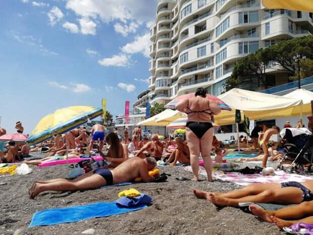 Крымчане назвали самые распространенные ошибки русских туристов