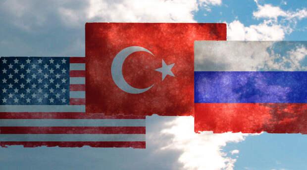 Вокруг Турции. Июньский отчет. США-Россия