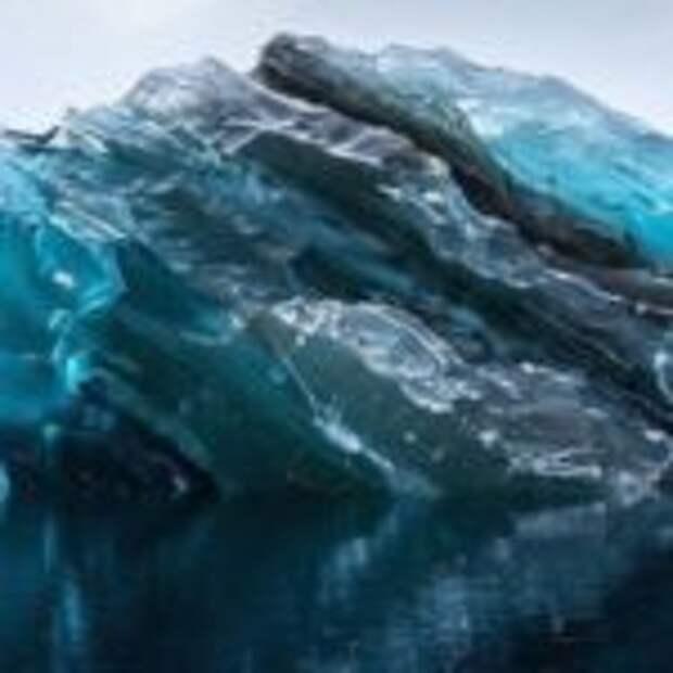 Самые древние айсберги в мире