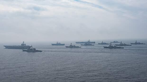 Российский флот «вышел на охоту» за американскими субмаринами в Тихом океане