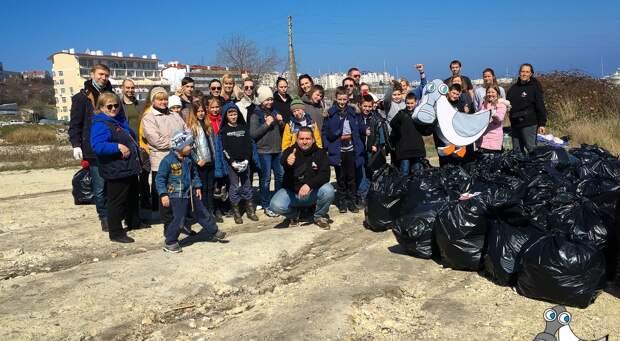 Активисты «Севсвалок» очистят от мусора район пещерного монастыря